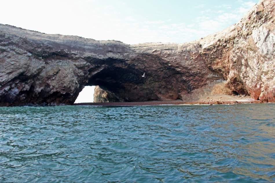 ballestas islands peru destinations