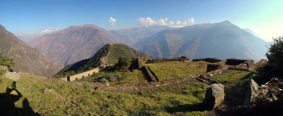 classic choquequirao trek cusco