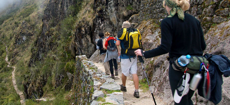 best time hike inca trail