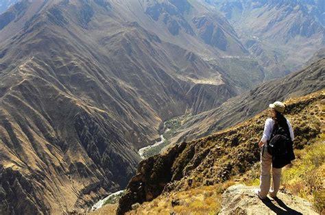 colca valley trekking peru