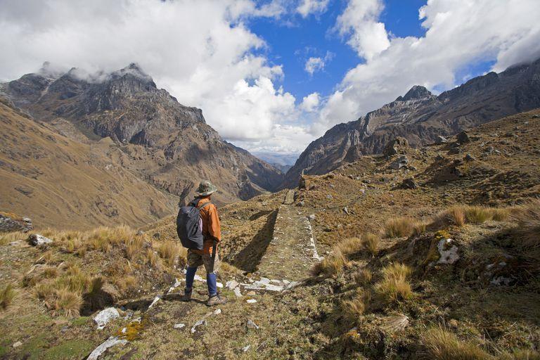 road to choquequirao explorandes