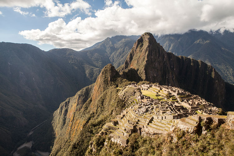machu picchu 7 wonders world