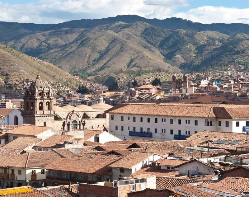 city- cusco peru