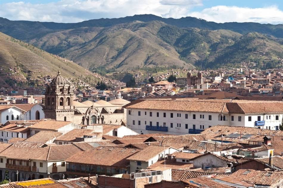 city of cuzco peru