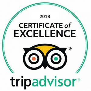 explorandes tripadvisor certificate excellence