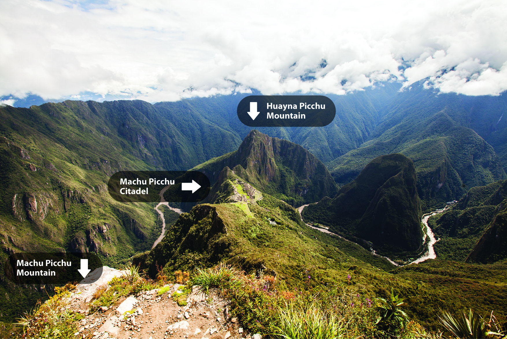 Trek Machu Picchu Mountain or Huayna Picchu? - Explorandes